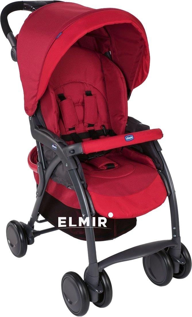 Коляска Chicco Simplicity Top Stroller (79116.30) купить ...