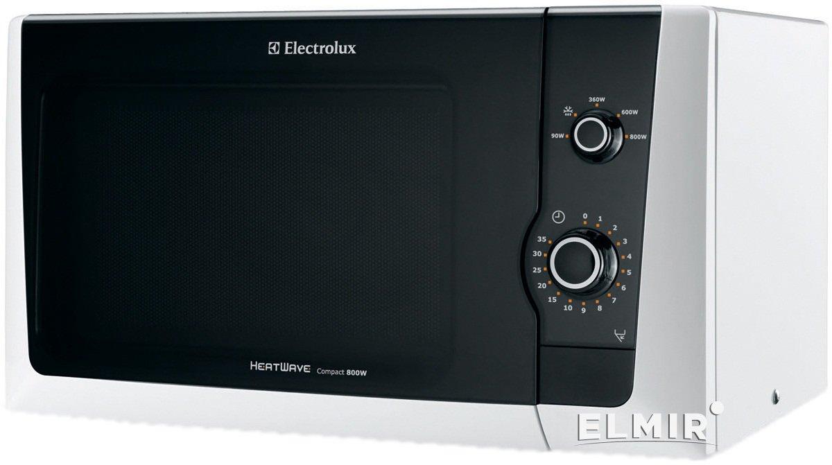 микроволновая печь электролюкс отзывы