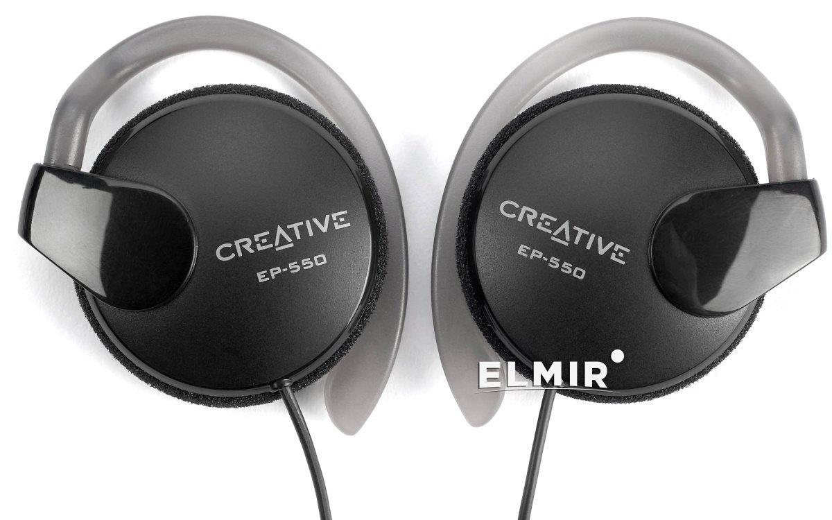 Creative наушники